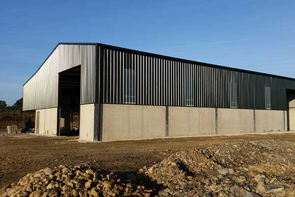 Coillte Grading & Office Building, Tinahely, Co. Wicklow