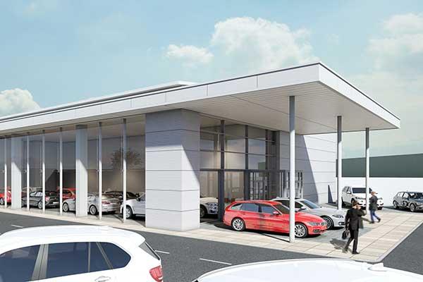 Conlans BMW Garage, Naas, Co. Kildare